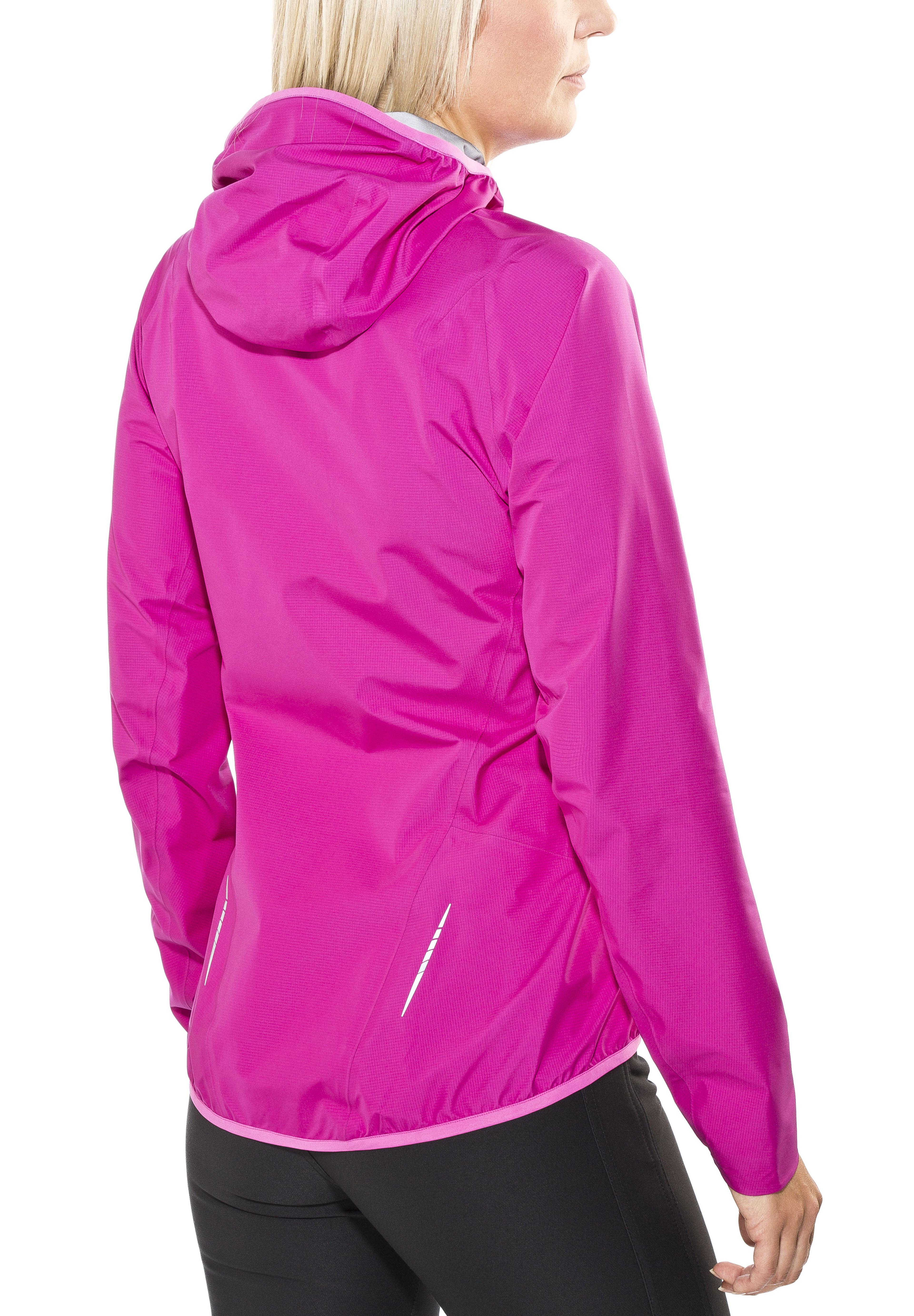 Arc Teryx Norvan Jacket Women Pink At Addnature Co Uk